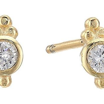 SHASHI Ballerina Stud Earrings
