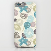 A Walk on the Beach iPhone & iPod Case by Noonday Design | Society6