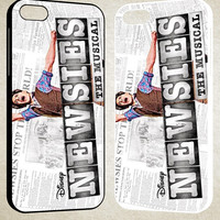Newsies Broadway Musical F0551 iPhone 4S 5S 5C 6 6Plus, iPod 4 5, LG G2 G3, Sony Z2 Case