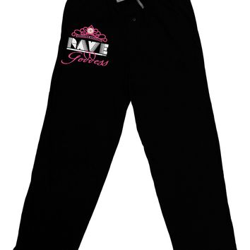 Rave Goddess Relaxed Adult Lounge Pants