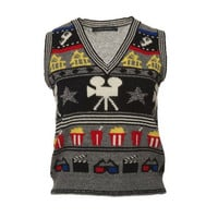 Theater Intarsia Vest - Marc Jacobs
