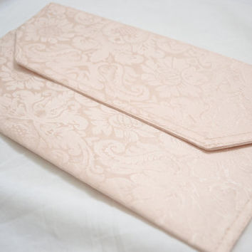 Ivory Clutch Purse - Weddings - Proms- Formal Events
