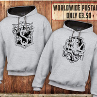 Syltherin, Gryffindor Hoody, Harry Potter Hogwarts house, Quiditch Teams