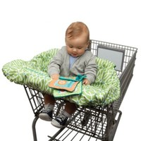 Boppy® Shopping Cart Cover in Park Gate Green
