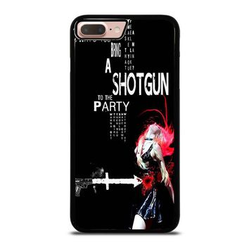 THE PRETTY RECKLESS QUOTES iPhone 8 Plus Case Cover