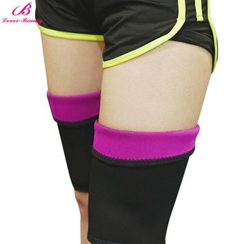 Lover-Beauty Thighs Slimmer Reduce Sauna Sweat Neoprene Body Wraps for Arms Thighs and Legs Slimmer Weight Loss Hot Fat Burner