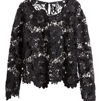 H&M - Lace Top