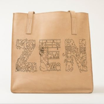 Zen Two UBUNTU collection Tote