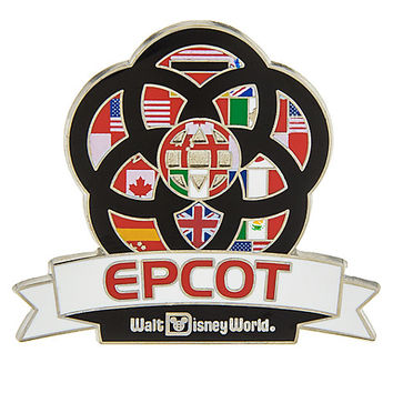 Epcot Center Icon Pin - Walt Disney World | Disney Store