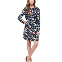 Silk Ruffle Shirtdress by Juicy Couture,