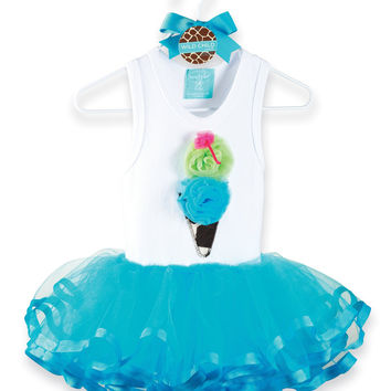 Giraffe Tutu Dress