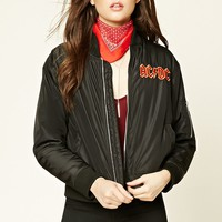 ACDC World Tour Bomber Jacket