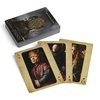 Game of Thrones Deck of Playing Cards - Game of Thrones - Pop Culture - Home & Gifts