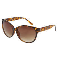 Metal Bar Cateye Sunglasses | Shop Accessories at Wet Seal