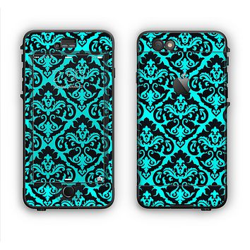 The Delicate Pattern Blank Apple iPhone 6 LifeProof Nuud Case Skin Set