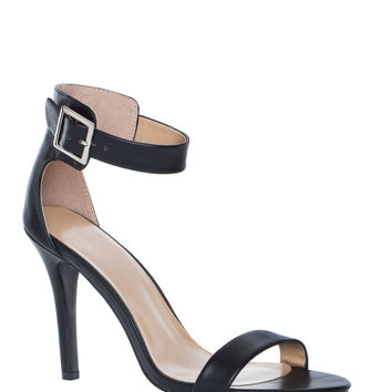 Giovanna Heels - Black