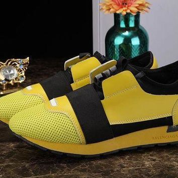 ONETOW balenciaga fashion breathable running sneakers sport shoes 5