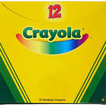 "Crayola 52-0836-010 Single-Color Crayon Refill, 5/16"" x 3-5/8"" Size, Standard, Pink"