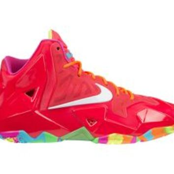 The LeBron 11 (3.5y-7y) Kids' Basketball Shoe.