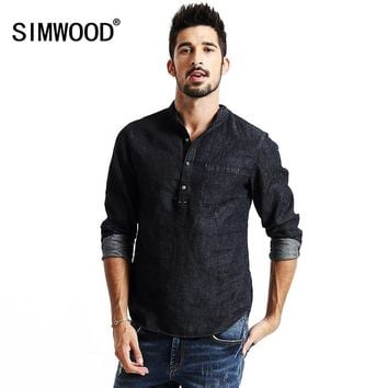 Men's shirts men long sleeve   fashion shirt  cotton and linen  casual brand clothing CS1566