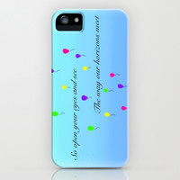 Balloons iPhone & iPod Case by Jaclyn Celeste