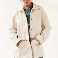 BDG Allison Oversized Workwear Jacket - Urban Outfitters