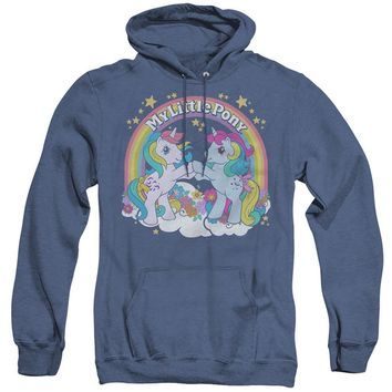 My Little Pony Heather Hoodie Windy and Moonstone Royal Hoody