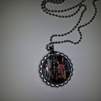 Sleeping With Sirens Bottle cap necklace buy 2 get 1 free