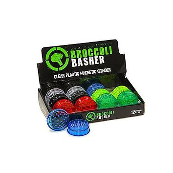 "Plastic Grinder - Broccoli Basher (2.2"")(55mm)"