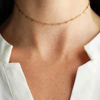 Evelyn Choker - Christine Elizabeth Jewelry