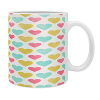 Allyson Johnson I Love You With All My Heart Coffee Mug