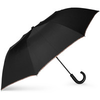Paul Smith Shoes & Accessories - Stripe-Trimmed Collapsible Umbrella | MR PORTER