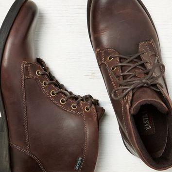 AEO Men's Eastland Weston Plain Toe Boot (Dark Brown)