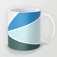 Ocean Colors Mug by Ashley Hillman