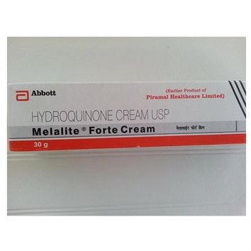 HYDROQUINONE CREAM Melalite CREAM FOR WHITENING 30 grams 4% - Rakuten.com