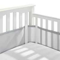 BreathableBaby® Solid Mesh Crib Liner