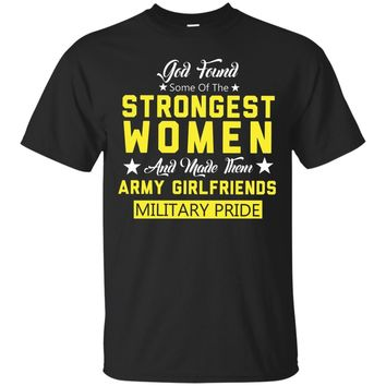 God found the Strongest Woman and made them Army Girlfriends_Black