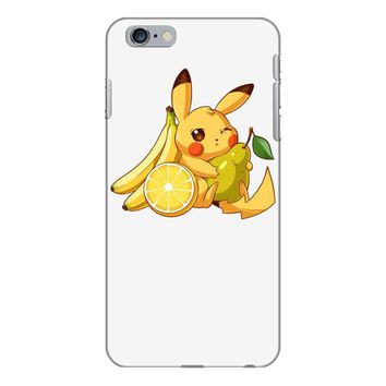 pikachu and fruits iPhone 6 Plus/6s Plus Case