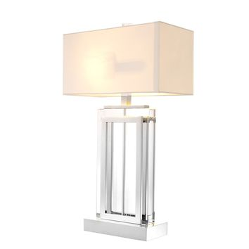White Table Lamp | Eichholtz Arlington