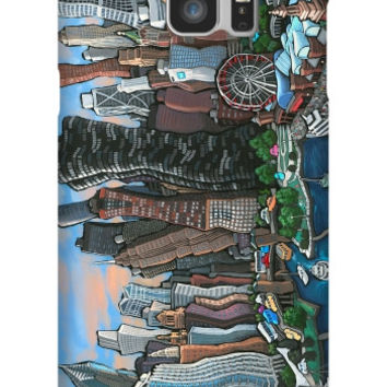Michael Birawer Chicago Galaxy Note 5 Slim Case