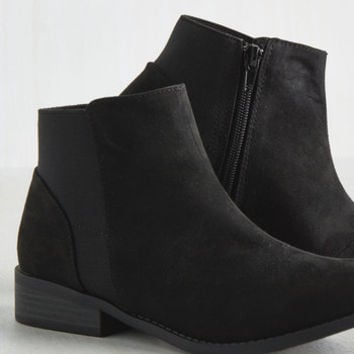 I'll Have Mine on the Walks Bootie | Mod Retro Vintage Boots | ModCloth.com