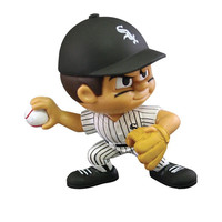 Chicago White Sox MLB Lil Teammates Vinyl Pitcher Sports Figure (2 3-4 Tall) (Series 2)