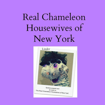 Chameleon Housewives (1): The Ladies Start a Book Club.