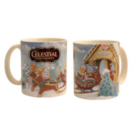 Sugar Cookie Sleigh Ride Mug | Celestial Seasonings Tea Shop