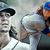 Jacob Degrom Poster Photo Limited Print New York Mets MLB Baseball Player Sexy Celebrity Athlete Size 11x17 #1