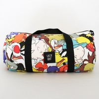 Lazy Oaf | Lazy Oaf x Looney Tunes Holds all Folks Duffle Bag