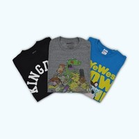 Three Pack Mystery Graphic Tees