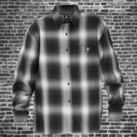 """Veterano"" - LRWS1L-BLK - Long Sleeve Shirts - Shirts"