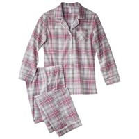 Gilligan & O'Malley® Women's Woven Pajama Set - Assorted Colors