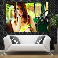 Lana Del Rey Movie star 46 x 32 inches Giant XXL Large Huge film movie Poster Print Home Decor Picture Photo Wall decals Art KE08